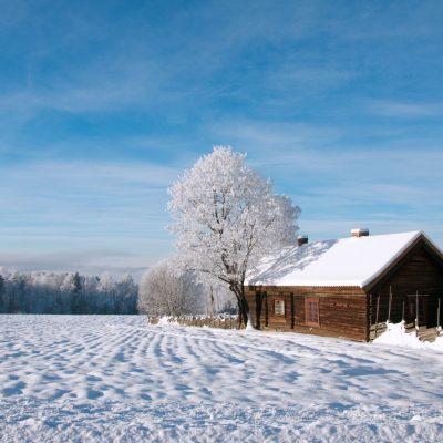 Stange vinterstue