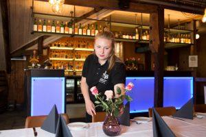 Stange servering Atlungstad